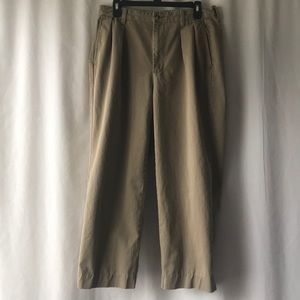Tommy Hilfiger Khaki Dress Pants